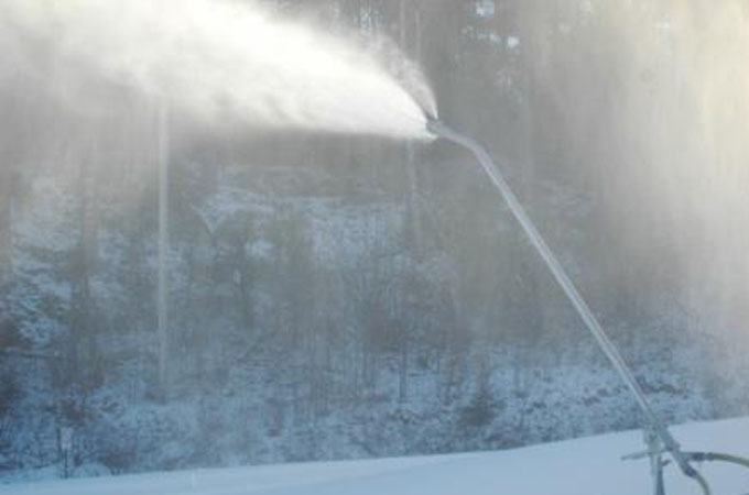 December 09 Snow Making